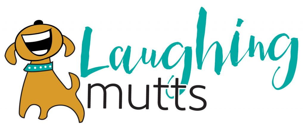 Laughing Mutts logo