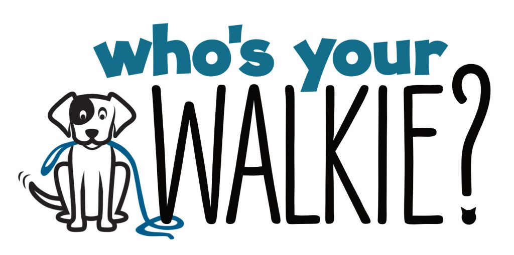 Who's your Walkie logo