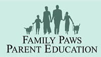 Family Paws Parent Education logo