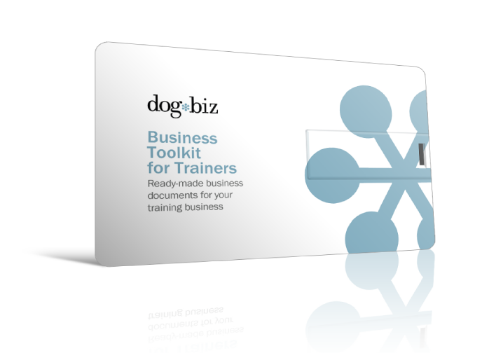 Business toolkit for Trainers flashdrive
