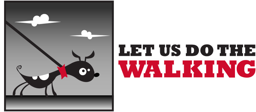 Let Us Do The Walking logo