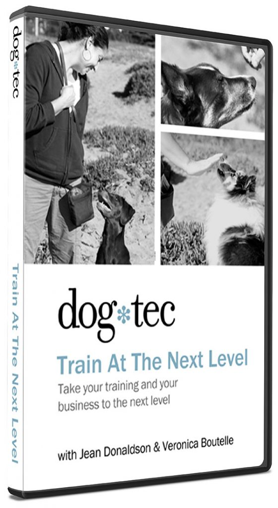 Train At The Next Level DVD cover photo