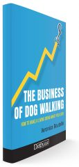 The Business of Dog Walking book cover