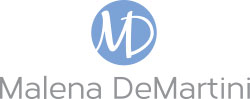 Malena DeMartini logo