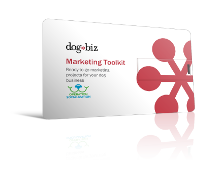 Marketing Toolkit flashdrive picture